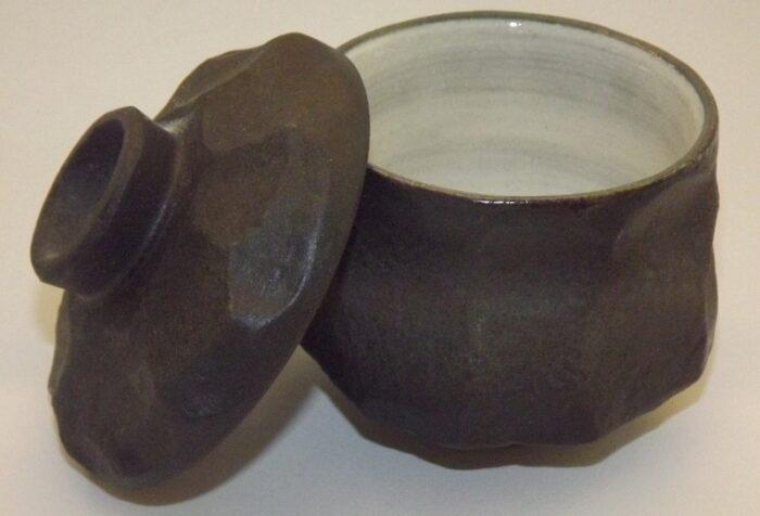 """Kaiseki-Geschirr """"Sekitan"""" Shinogi-Bowl 5"""
