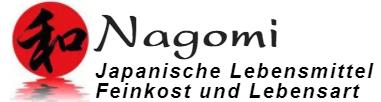 Nagomi Japanische Lebensart Logo