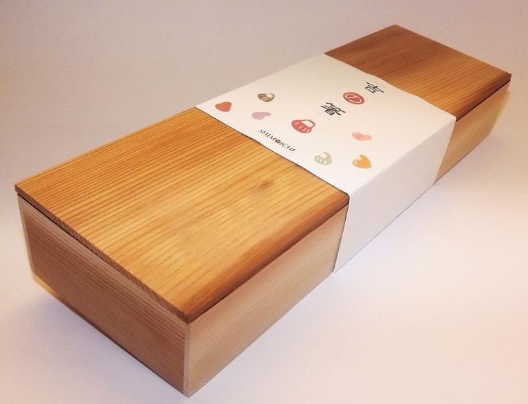 Kichi no Hashi – handgearbeitete Einmal-Stäbchen aus Yoshino-Sugi