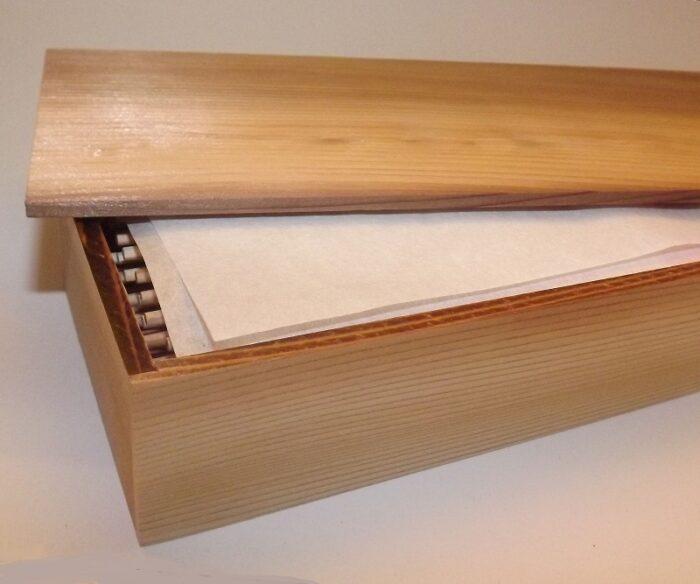 Kichi no Hashi - handgearbeitete Einmal-Stäbchen aus Yoshino-Sugi 2