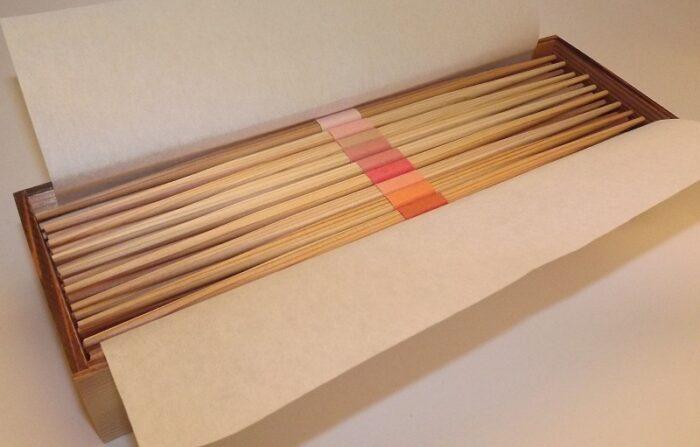 Kichi no Hashi - handgearbeitete Einmal-Stäbchen aus Yoshino-Sugi 3