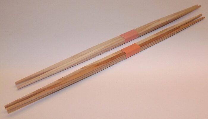 Kichi no Hashi - handgearbeitete Einmal-Stäbchen aus Yoshino-Sugi 4