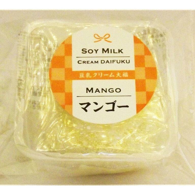 Mango-Kurimu Daifuku 60 g Minato-Seika