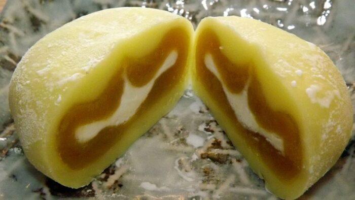 Mango-Kurimu Daifuku 60 g Minato-Seika 2