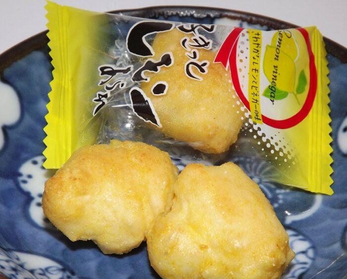 Sukitto Lemon Arare 54g Morihaku 2