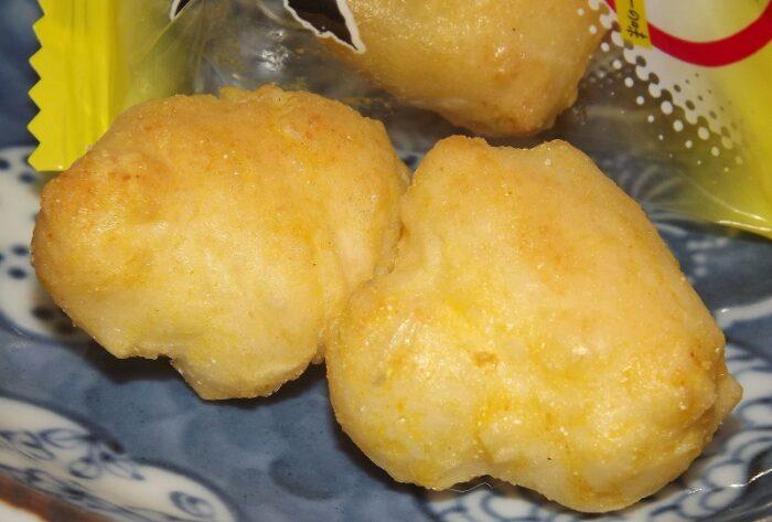 Sukitto Lemon Arare 54g Morihaku 3