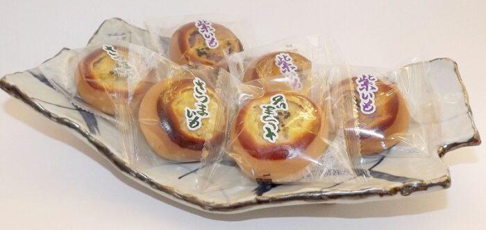 Tenkei Nishoku - Japanische Küchlein 8 Stück 240g 2