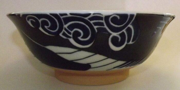 Keramik Bowl Kujira 20.7cm 4