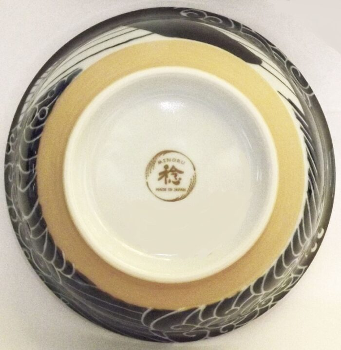 Keramik Bowl Kujira 20.7cm 6