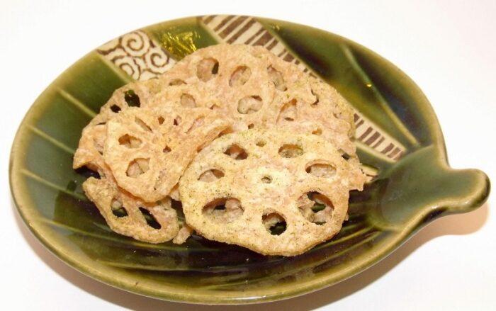 Renkon Chips Nori Shio 18g Sokan 1
