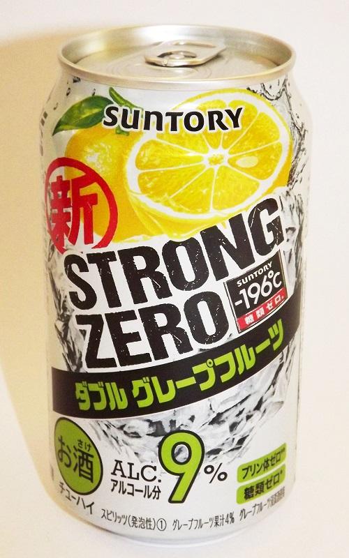 Strong Zero Grapefruit 350ml Suntory 1