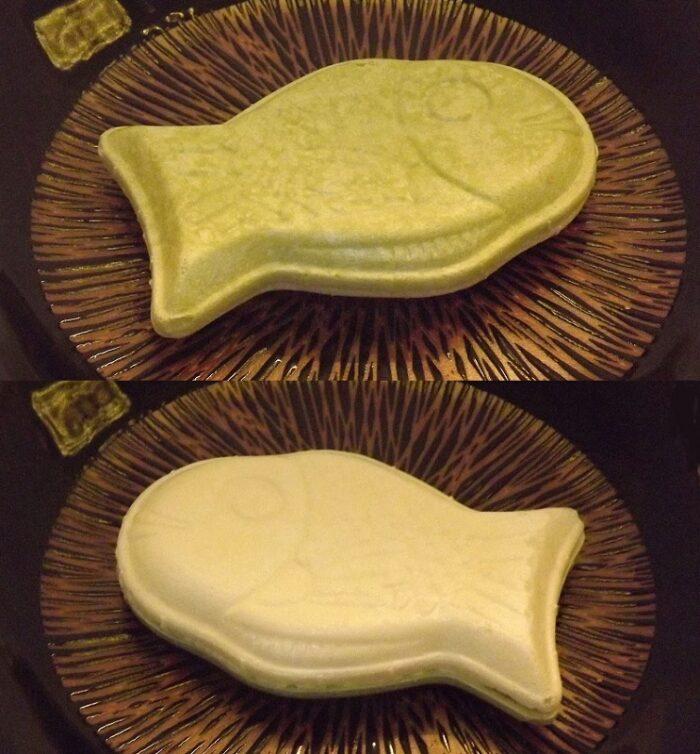 Pukupuku Tai Air-In Cream Soda 2 Stück = 33g Meito 1